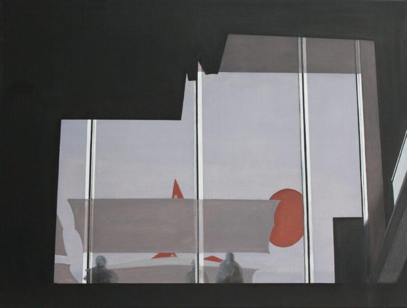Ausblick 2012, Malerei von Andrea Eitel