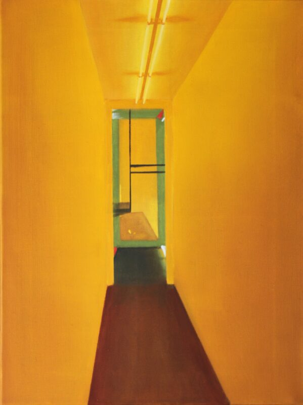 Farbklang, 2016, Malerei von Andrea Eitel
