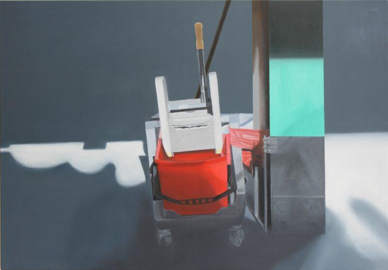 Kontrast, 2011, Malerei von Andrea Eitel