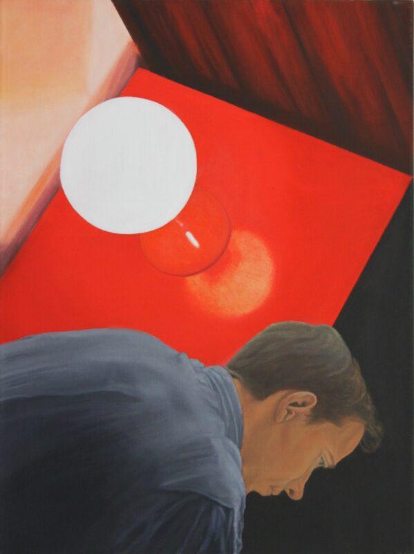 Licht, 2003, Malerei von Andrea Eitel