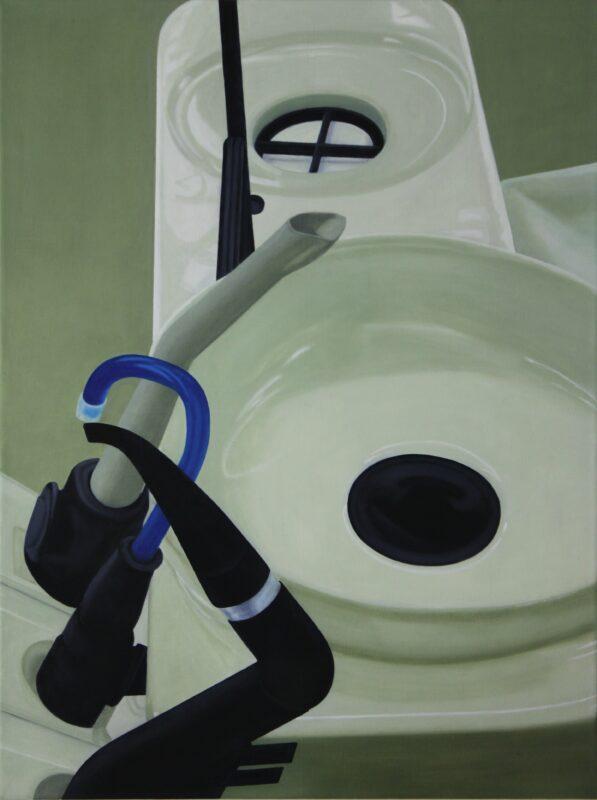 Stillleben 1, 2005, Malerei von Andrea Eitel